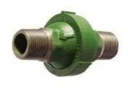 Клапан гравітаційний для опалення Fig. С300