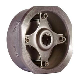 Клапан зворотній підпружинений міжфланцевий Fig. С223