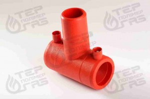 Tee thermistor equilateral PE-RT