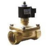 Solenoid threaded valve direct action NZ Fig. G331