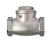 Check valve rotary threaded Fig. C321-1
