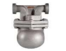 Condensate drain float threaded Fig. D310