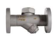 Condensate drain thermodynamic flange Fig. D111