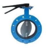 Adjusting flanged rotary damper Fig. P104