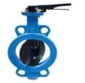 Adjusting rotary damper interflange Fig. P206