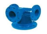 Tee for a hydrant flange Fig. L107