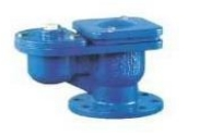 The plunger is aeration two-stage flange Fig. B100