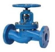 Shut-off valve flange Fig. V103