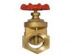 Latch threaded brass Fig. Z330